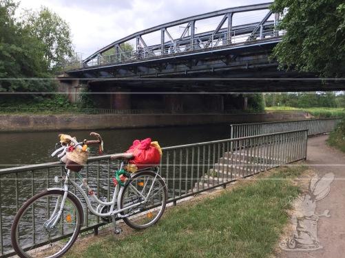 Lübeck Travekanal - 57.60km - 3:45:18